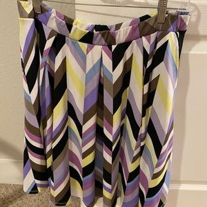 LuLaRoe Madison Skirt - L